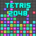 Super tetris 2048